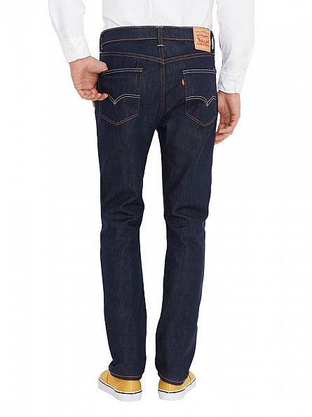 Levi's Big Bend 522 Slim Taper Fit Jeans