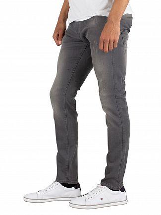 G-Star Light Aged Destroy Revend Super Slim Jeans