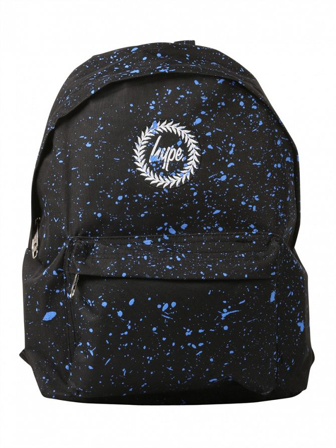 Hype Black/Navy Speckle Backpack