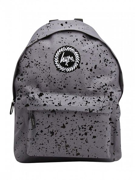 Hype Grey/Black Speckle Backpack
