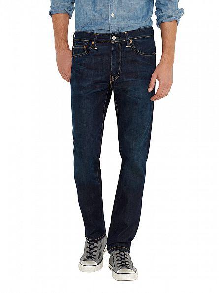 Levi's Blue 511 Slim Fit Biology Jeans