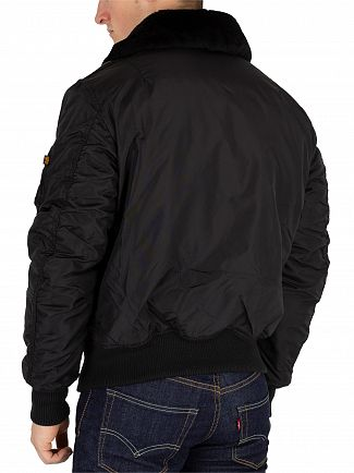 Alpha Industries Black Injector III Jacket