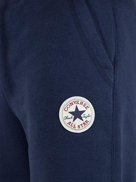 Converse Nighttime Navy Core Rib Cuff Logo Joggers