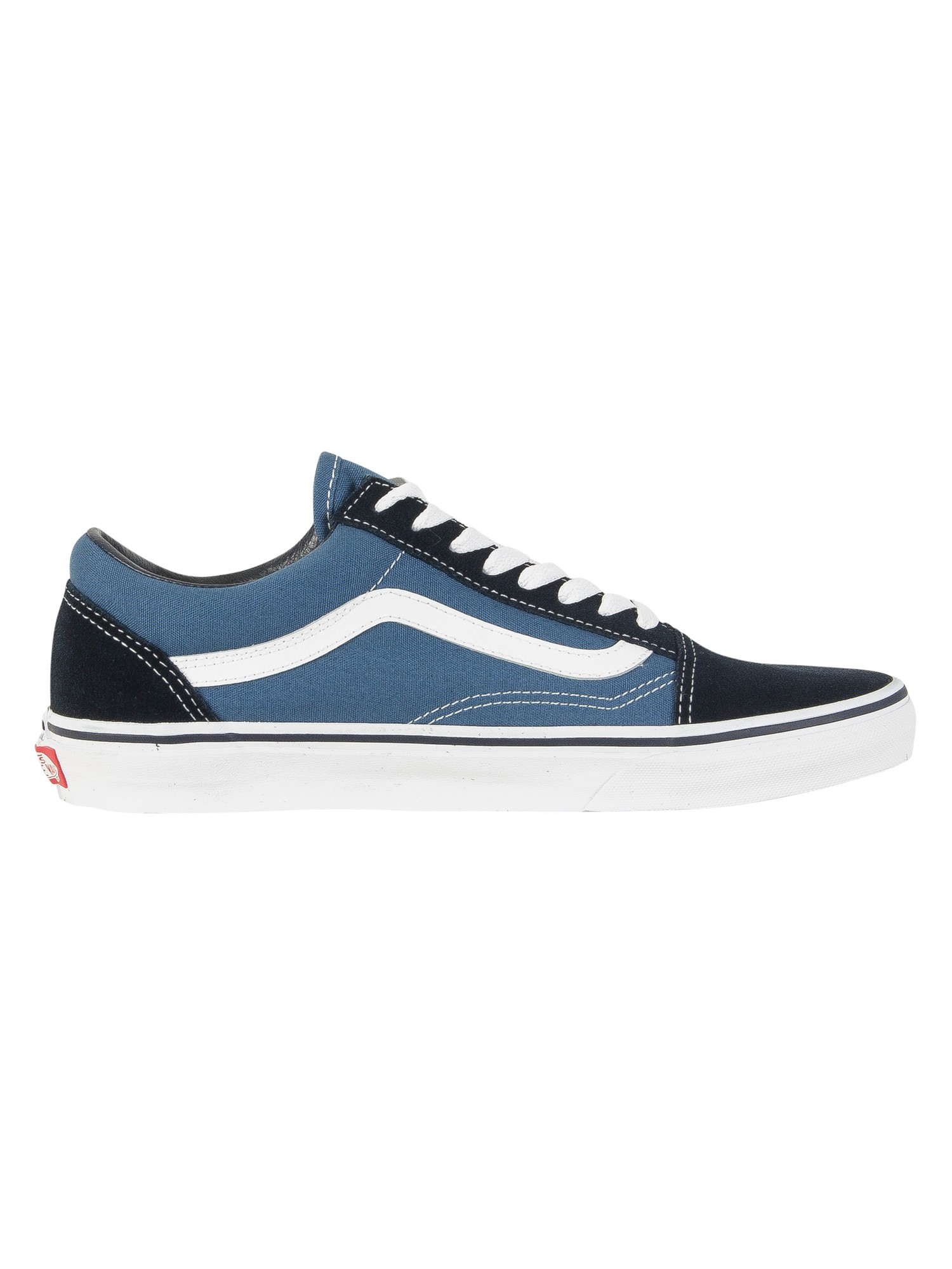 vans herren old skool trainer blau ebay. Black Bedroom Furniture Sets. Home Design Ideas