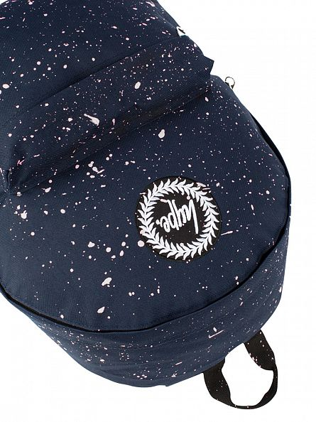 Hype Navy/White Speckle Backpack