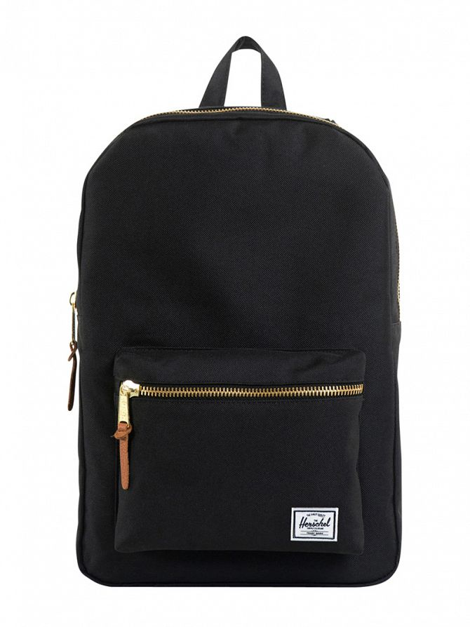 Herschel Supply Co Black Settlement Backpack