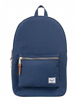 Herschel Supply Co Navy Settlement Backpack
