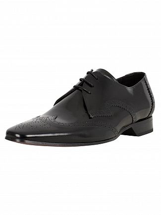Jeffery West College Black Escobar Shoes