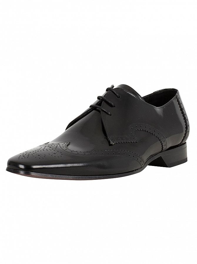 Jeffery West College Black Escobar Shoes