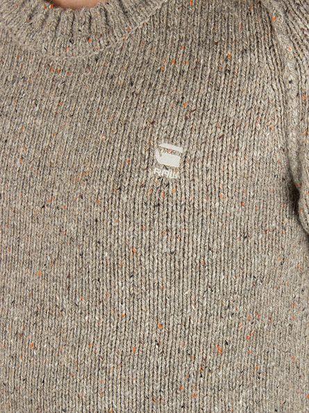 G-Star Mercury Heather Bick Longsleeved Knit