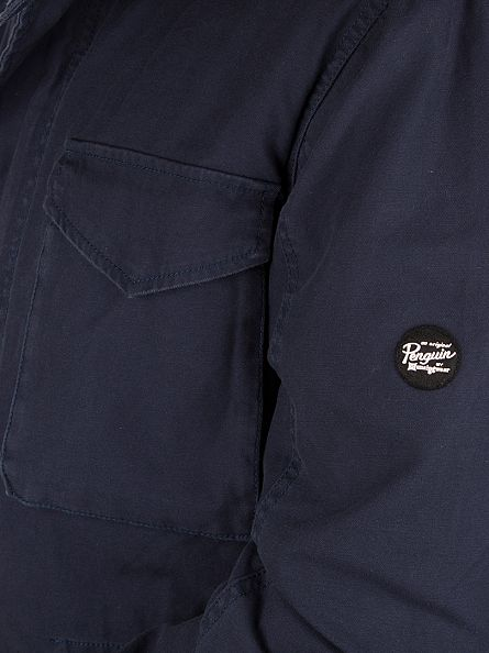 Original Penguin Dark Sapphire John M65 Field Jacket