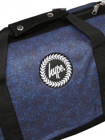 Hype Blueline Logo Holdall