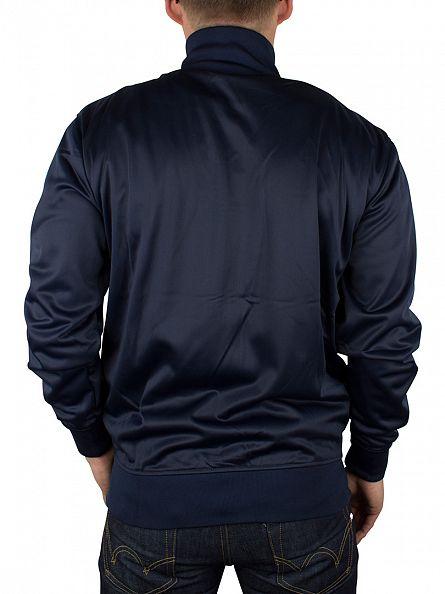 Ellesse Dress Blue Massico Zip Track Top Jacket