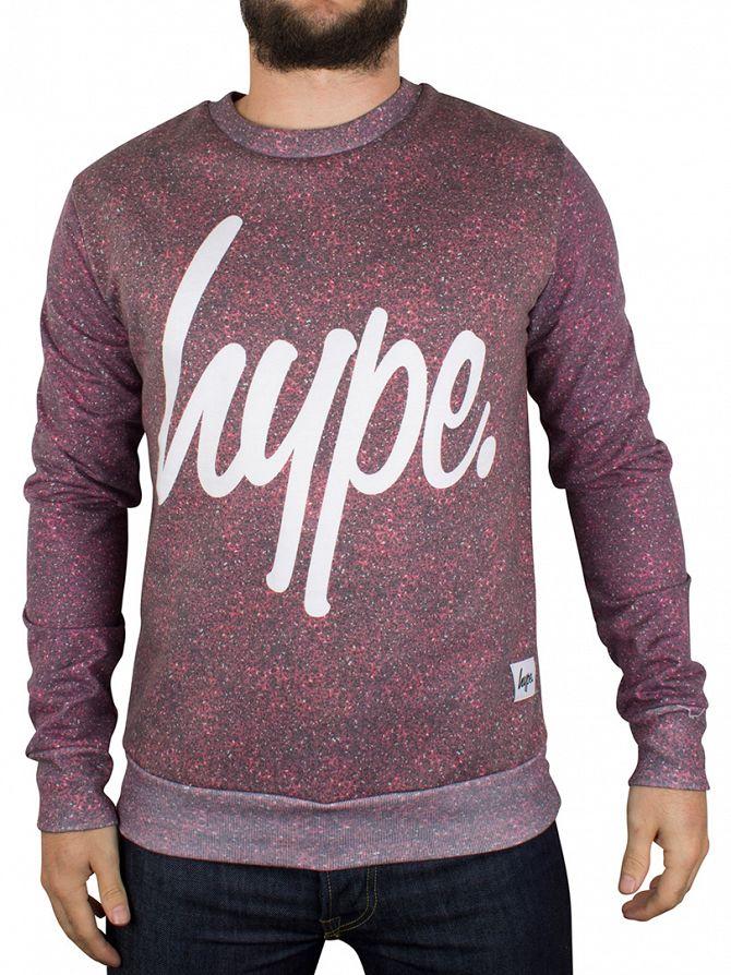 Hype Bloodline Sublimation Sweatshirt