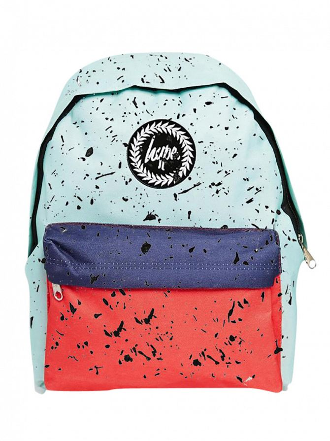 Hype Turquoise Bailey Speckle Backpack