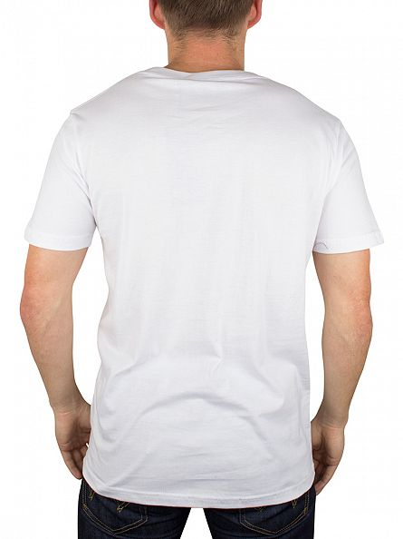 Nicce London White Original Logo T-Shirt