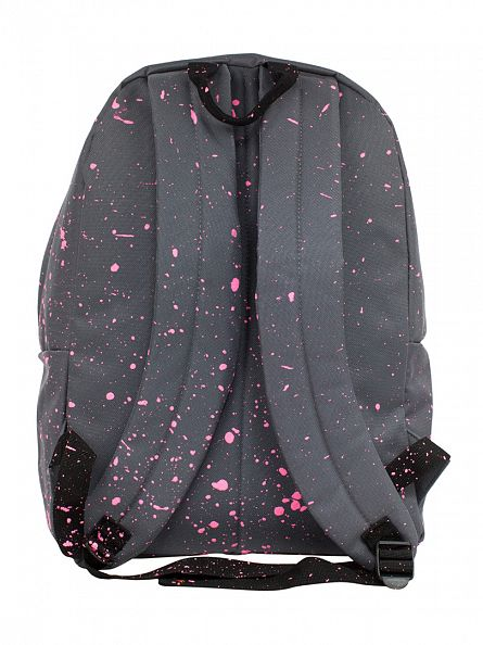 Hype Grey/Pink Speckle Backpack