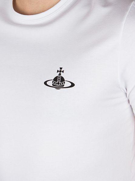 Vivienne Westwood White Logo T-Shirt