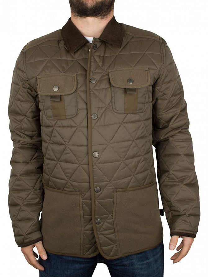 Bellfield Khaki Actin Dog Walker Jacket