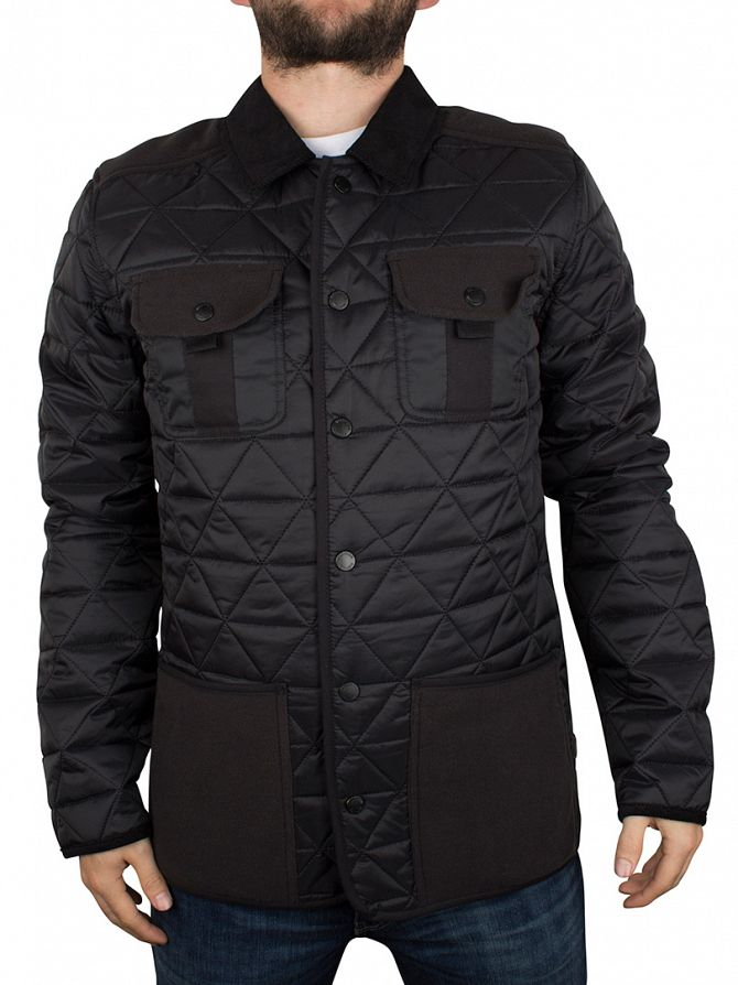 Bellfield Black Actin Dog Walker Jacket