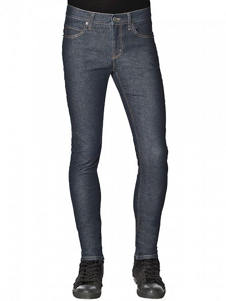 Cheap Monday Real Blue Tight Slim Fit Jeans