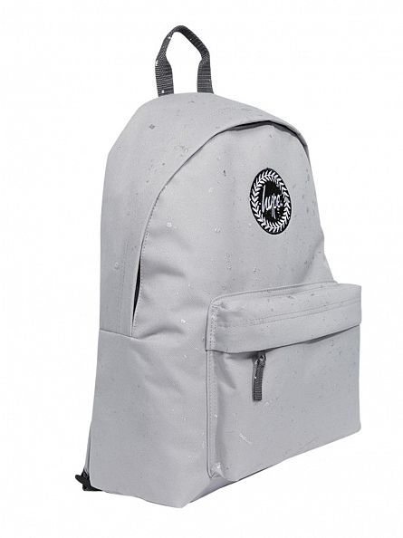 Hype Light Grey/Silver Speckle Backpack