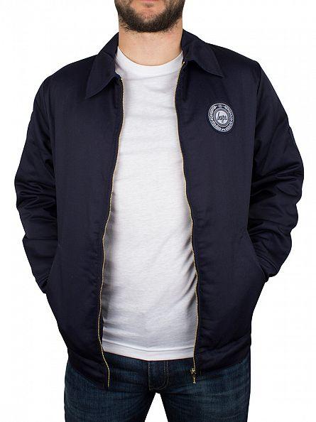 Hype Navy Family Logo Jacket