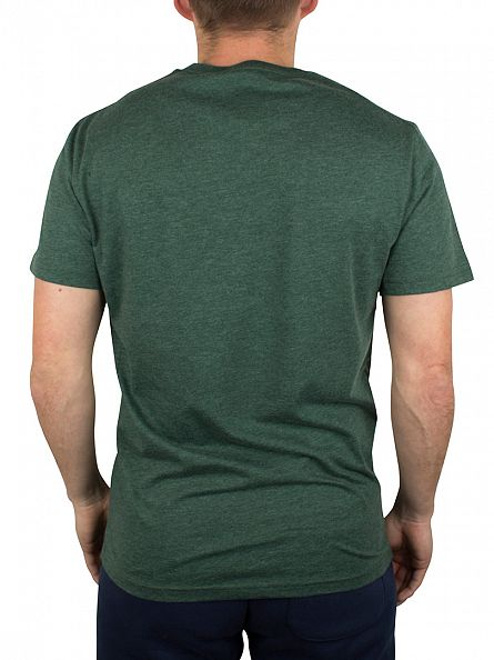 Converse Gloom Green Core Left Chest Logo T-Shirt
