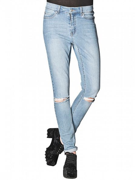 Cheap Monday Enigma Dropped Comfort Fit Jeans