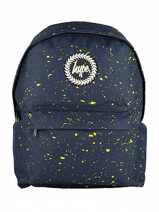 Hype Navy/Yellow Speckle Backpack