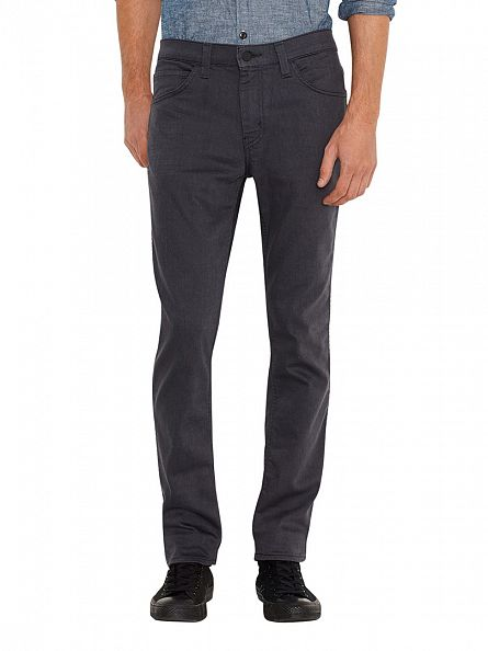 Levi's Grey/Black 3D 511 Line 8 Slim Fit Jeans