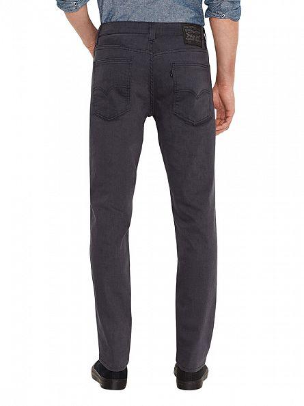 Levi's Grey/Black 3D 511 Line 8 Slim Fit Jeans