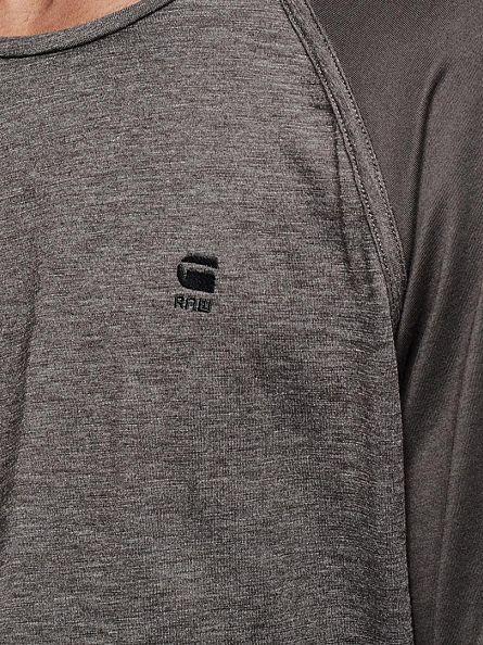 G-Star Raven Mazuren Regular Logo Longsleeved T-Shirt