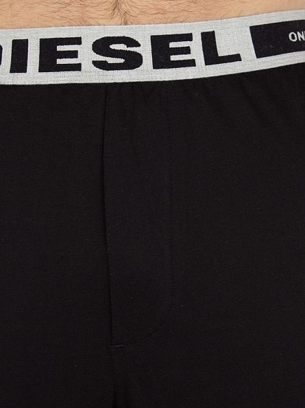 Diesel Black UMLB Julio Only The Brave Pyjama Bottoms