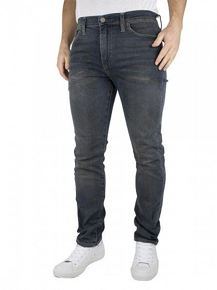 Levi's Dark Denim 510 Tapestry Skinny Fit Jeans