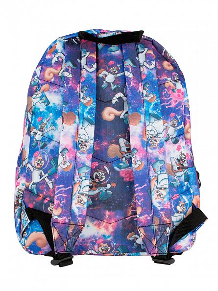 Hype Purple Spongebob Sandy Space Backpack