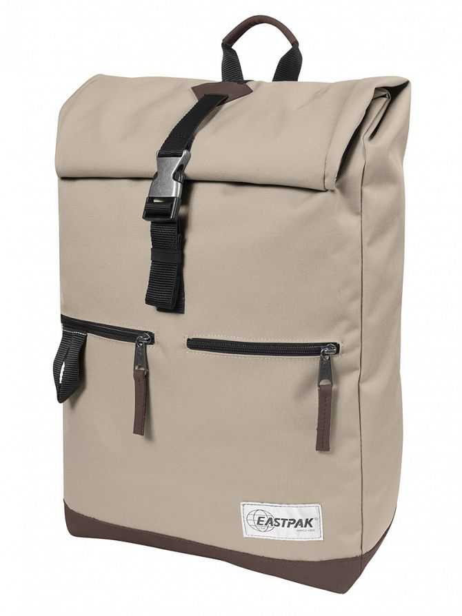 Eastpak Into Sand Macnee Logo Backpack