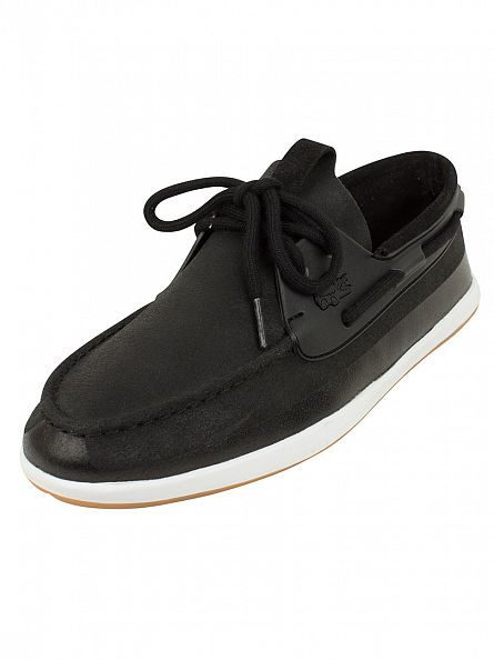 Lacoste Black L.andsailing 116 2 Cam Trainers
