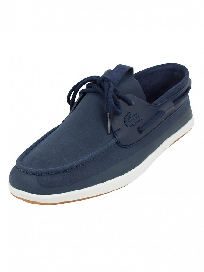 Lacoste Navy L.andsailing 116 2 CAM Trainers