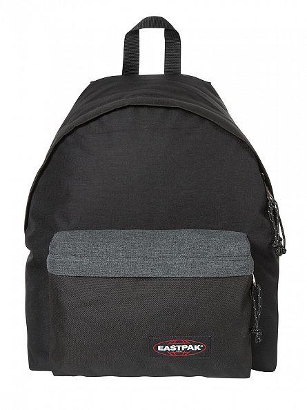 Eastpak Bloxx Noir Padded PakR Logo Backpack