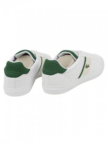Lacoste White Fairlead 116 1 SPM Trainers