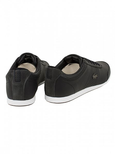 Lacoste Black Embrun 116 2 CAM Trainers