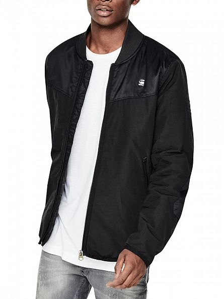 G-Star Black Setscale Overshirt Jacket