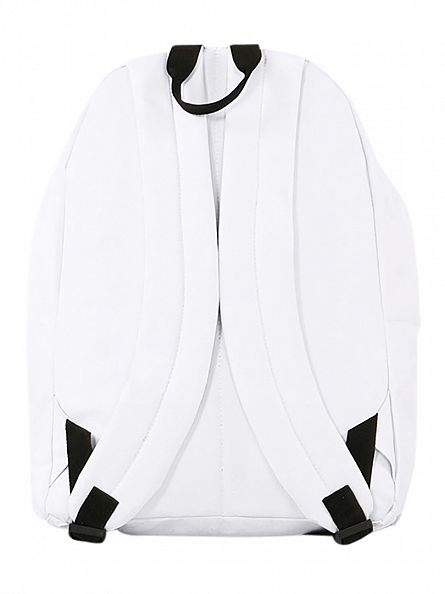 Hype White Backpack