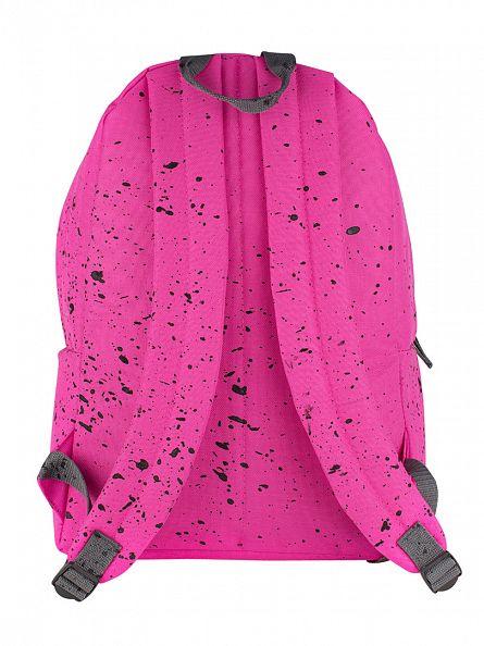 Hype Pink/Black Speckle Backpack