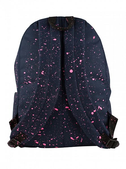 Hype Navy/Pink Speckle Backpack