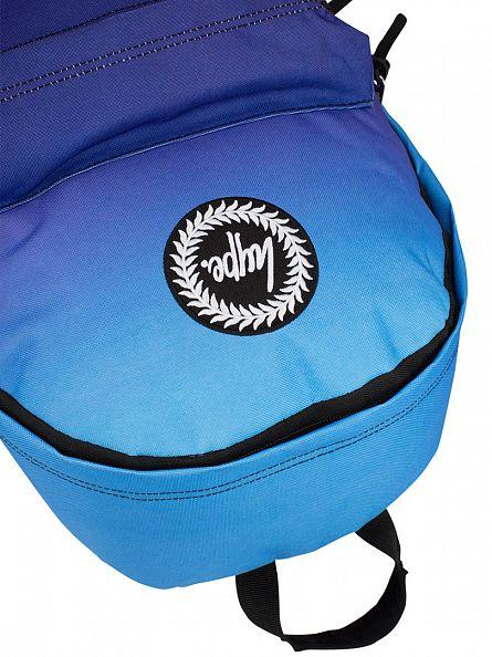 Hype Blue Gradient Backpack