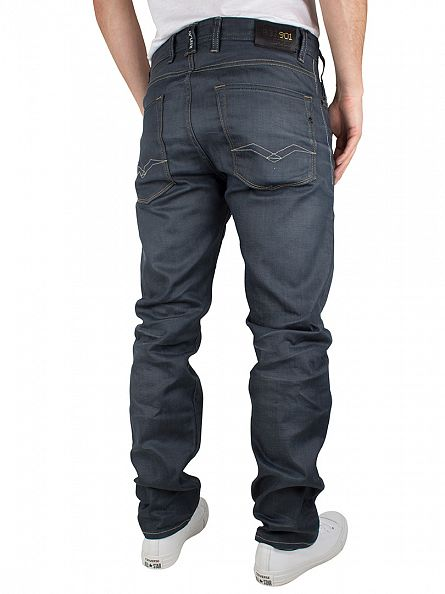 Replay Dark Denim RBJ.901 Fit Jeans