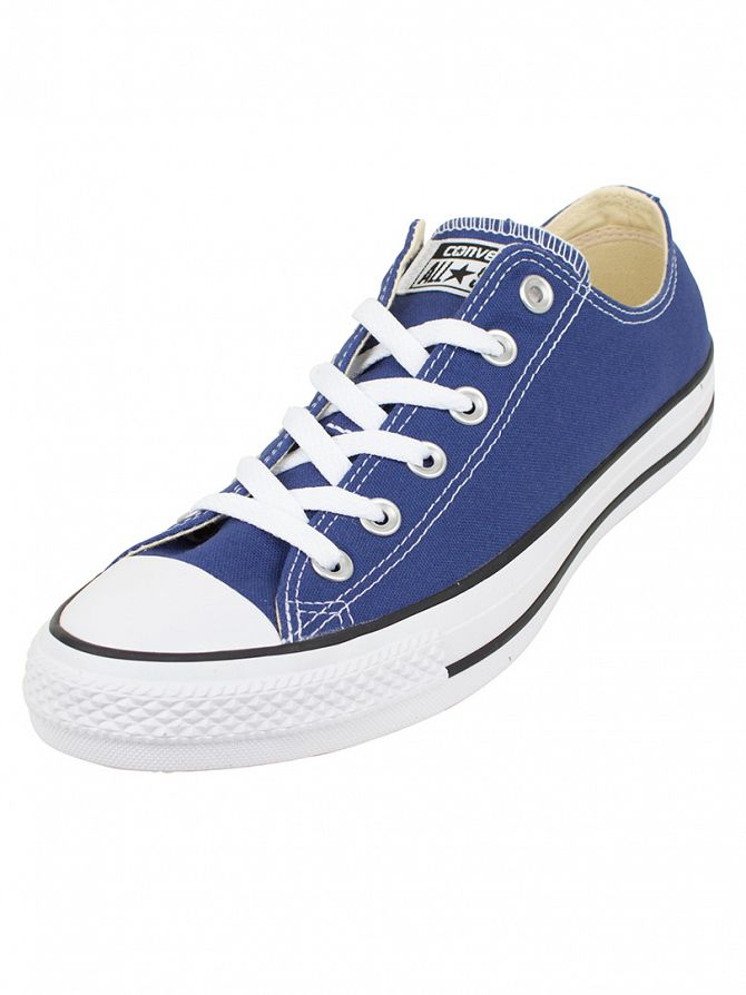 Converse Roadtrip Blue CTAS OX Trainers