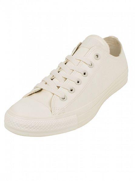 Converse Parchment White CTAS OX Trainers